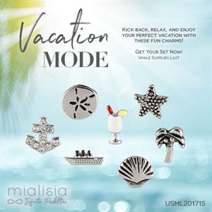 Picture of Summer Vacation Charm Pack
